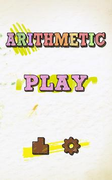 Arithmetic apk screenshot
