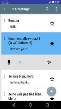 Daily french phrases learn french language for android apk download daily french phrases learn french language screenshot 1 m4hsunfo