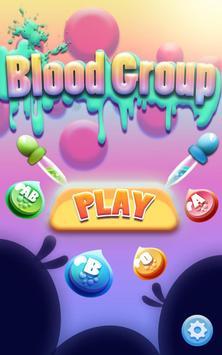 Blood Group Match Game screenshot 1
