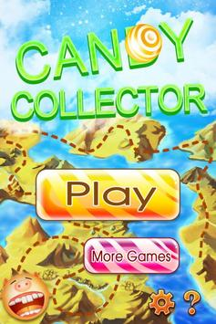Candy Collector poster