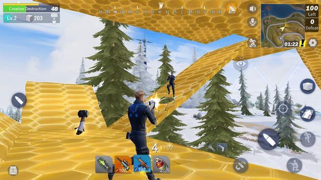 Creative Destruction captura de pantalla 5