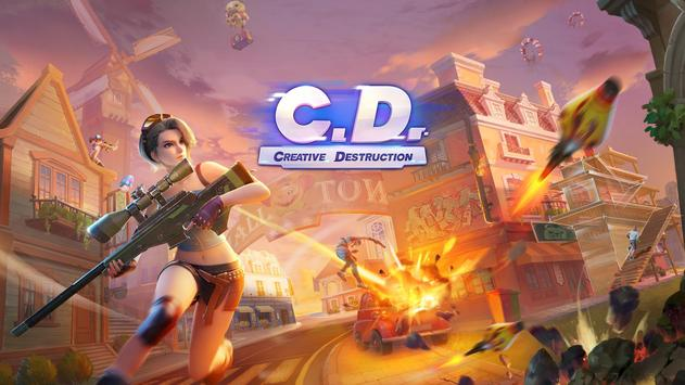 Creative Destruction الملصق
