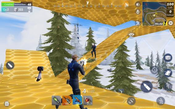 Creative Destruction captura de pantalla 17