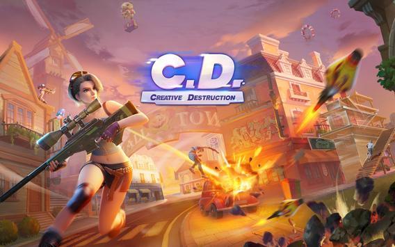 6 Schermata Creative Destruction Advance