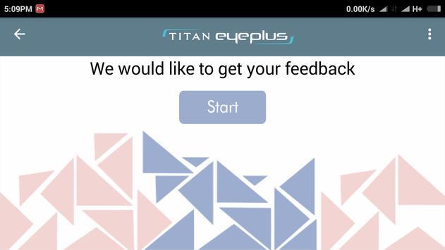 Customer Speak - Titan EyePlus poster