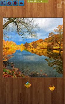Lakes Jigsaw Puzzles poster