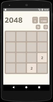 2048 87 apk screenshot