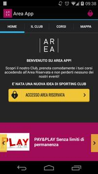 Area App poster