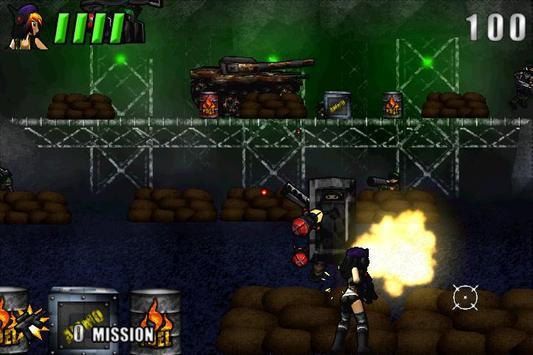 Pocket Assault apk screenshot