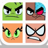 Titans Robin Adventure Time icon