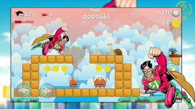 Super Craft Titan Adventur Heros Go!! screenshot 3