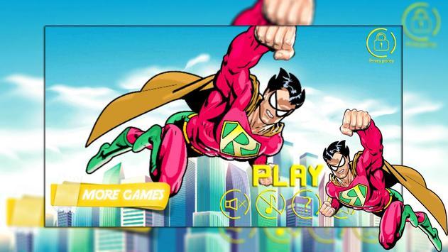 Super Craft Titan Adventur Heros Go!! poster