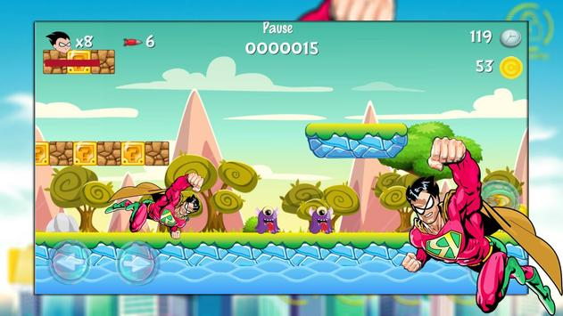 Super Craft Titan Adventur Heros Go!! screenshot 1