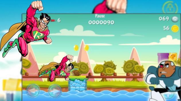 Super Craft Titan Adventur Heros Go!! screenshot 2