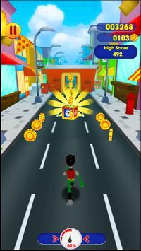 Titans Go Subway screenshot 3