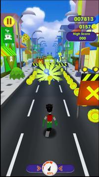Titans Go Subway screenshot 4