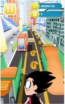 Titans Run  Go Rush screenshot 2