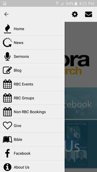 Rangiora Baptist Church apk screenshot