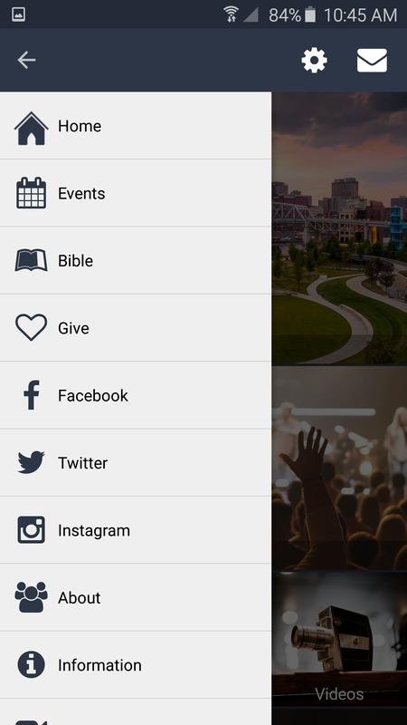 Blueprint church app for android apk download blueprint church app screenshot 2 malvernweather Image collections