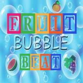 Fruit Bubble Beat icon