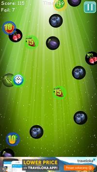 Fruit Bubble Beat screenshot 1