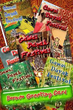 Gawai Dayak Festival Fun apk screenshot