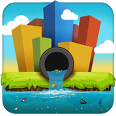 Drain Pipe:Plumber Game icon