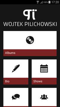 Wojtek Pilichowski poster