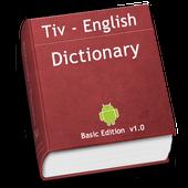 Tiv Dictionary 2016 icon