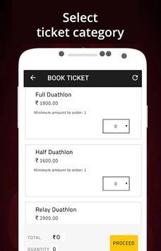 TixDo - Book event tickets apk screenshot