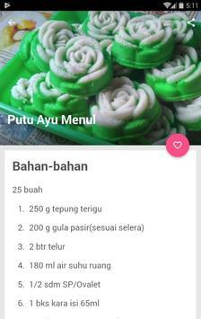 Resep Kue Putu Ayu Mudah & Enak screenshot 5