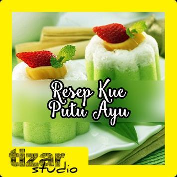 Resep Kue Putu Ayu Mudah & Enak poster
