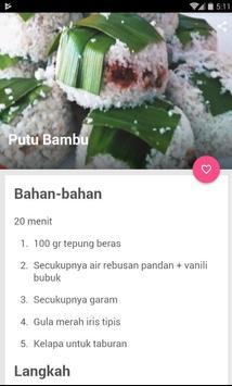 Resep Kue Putu Ayu Mudah & Enak screenshot 3