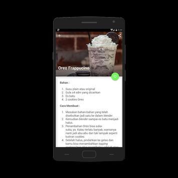 Resep Minuman Unik Untuk Dijual screenshot 5