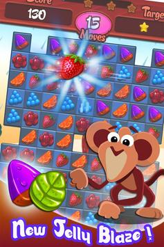 Jelly blast 2017 - new match 3 apk screenshot