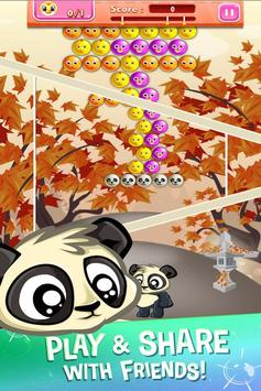 panda bear - pandas game poster