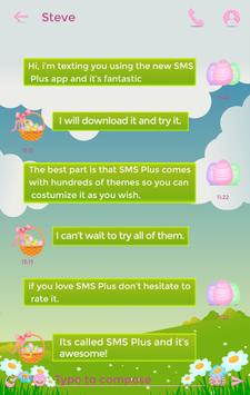 Easter For SMS Plus apk screenshot