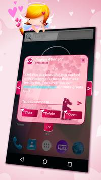 Valentine's Day Love for SMS Plus apk screenshot