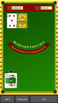 Blackjack Star Free poster