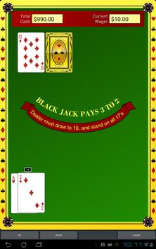 Blackjack Star Free screenshot 2