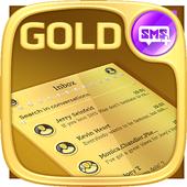 SMS Plus Gold Theme icon