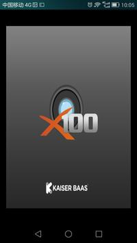 Kaiser Baas X100 apk screenshot