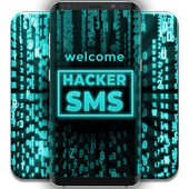 Hacker SMS icon