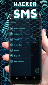 Hacker SMS apk screenshot