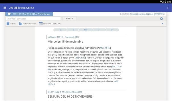 Jw Biblioteca Online For Android Apk Download