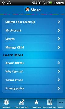 Tkcmu apk screenshot