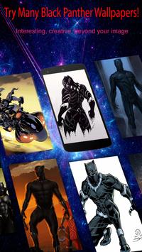 Superheroes Black Panther Wallpaper 4K screenshot 2