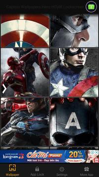 Captain Wallpapers 4K   HD Backgrounds screenshot 4
