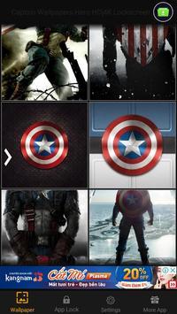 Captain Wallpapers 4K   HD Backgrounds screenshot 6