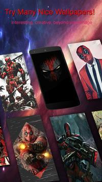 Wade Wilson - DeadPool Wallpapers 4K Free screenshot 2